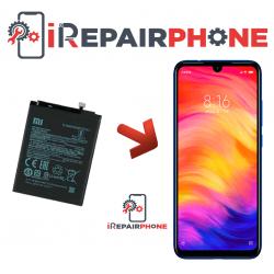 Cambiar Batería Xiaomi Redmi Note 7