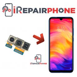Cambiar Cámara Trasera Xiaomi Redmi Note 7