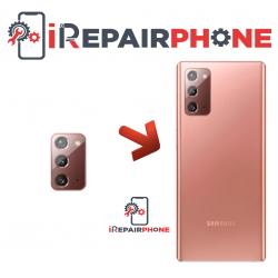 Cambiar Cristal Cámara Trasera Samsung Galaxy Note 20