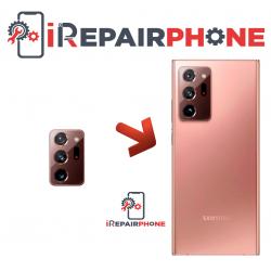 Cambiar Cristal Cámara Trasera Samsung Galaxy Note 20 Ultra