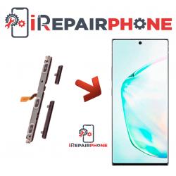 Cambiar flex de encendido Samsung Galaxy Note 10 Plus SM-N975F