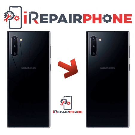 Cambiar tapa trasera Samsung Galaxy Note 10 SM-N970F