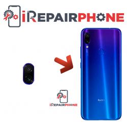 Cambiar Cristal Cámara Trasera Xiaomi Redmi Note 7
