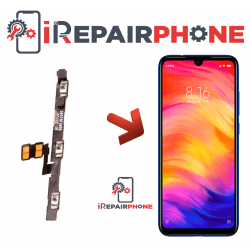 Cambiar Botón Encendido Xiaomi Redmi Note 7