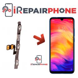 Cambiar Botones de Volumen y Silencio Xiaomi Redmi Note 7