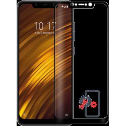 Protector de cristal templado Xiaomi Pocophone F1