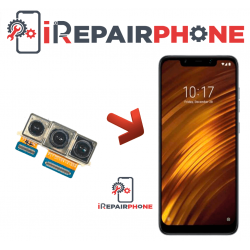 Cambiar Cámara Trasera Xiaomi Pocophone F1