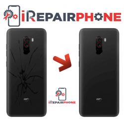 Cambiar Tapa Trasera Xiaomi Pocophone F1