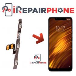 Cambiar Botones de Volumen y Silencio Xiaomi Pocophone F1