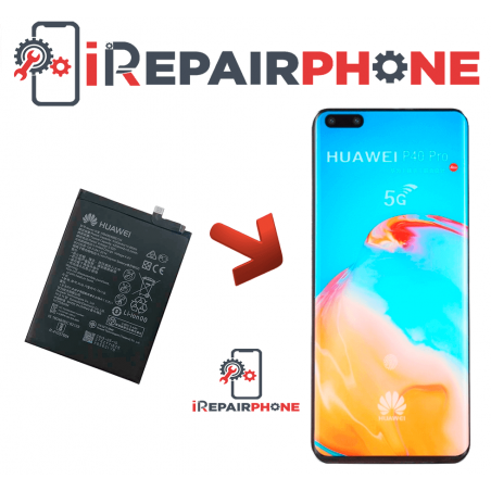 Cambiar Batería Huawei P40 Pro