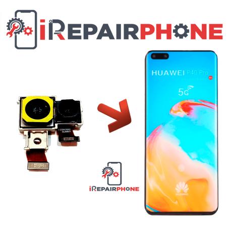 Cambiar Cámara Trasera Huawei P40 Pro