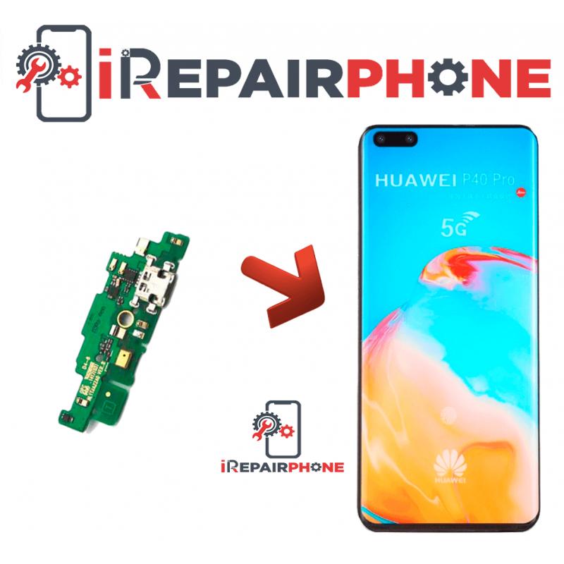 Cambiar Micrófono Huawei P40 Pro