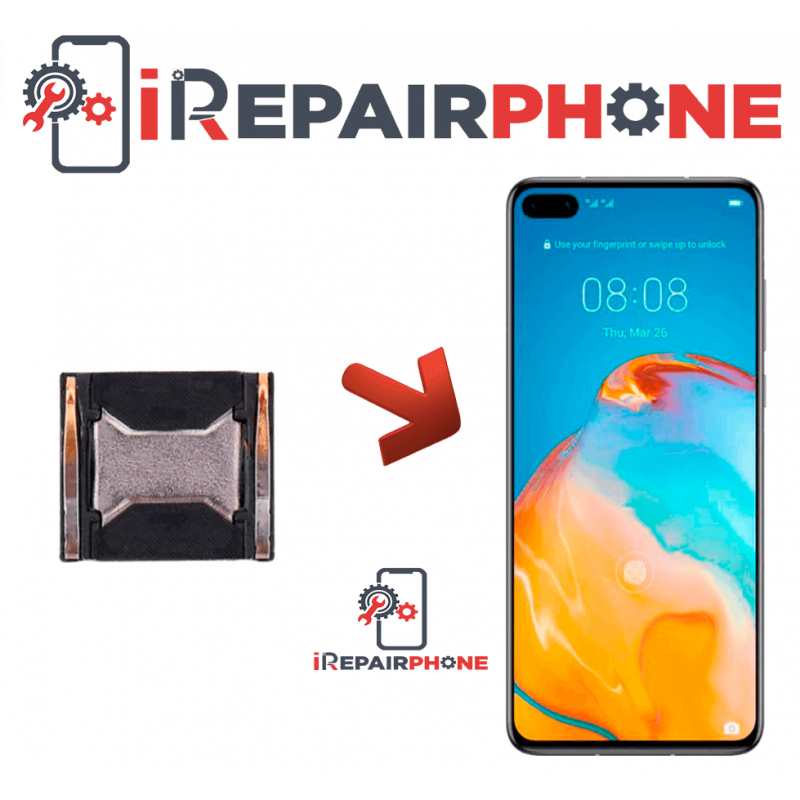 Cambiar Auricular Huawei P40