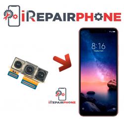 Cambiar Cámara Trasera Xiaomi Redmi Note 6 Pro