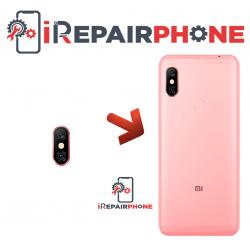 Cambiar Cristal Cámara Trasera Xiaomi Redmi Note 6 Pro