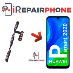 Cambiar Botones de Volumen y Silencio Huawei P Smart 2020