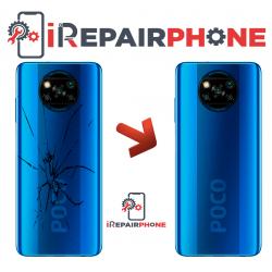 Cambiar Tapa Trasera Xiaomi Poco X3 NFC