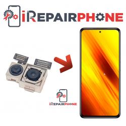 Cambiar Cámara Trasera Xiaomi Poco X3 NFC