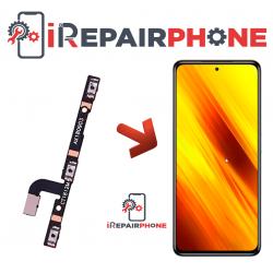 Cambiar Botones de Volumen y Silencio Xiaomi Poco X3 NFC