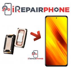 Cambiar Auricular de llamada Xiaomi Poco X3 NFC