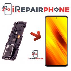 Cambiar Altavoz de música Xiaomi Poco X3 NFC