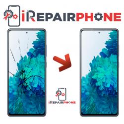 Cambiar Cristal de la Pantalla Samsung Galaxy S20 FE 5G SM-G781B