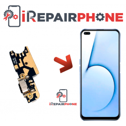 Cambiar Micrófono Realme X50 5G