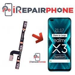 Cambiar Botones de Volumen y Silencio Realme X3 SuperZoom