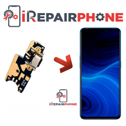 Cambiar Micrófono Realme X2 Pro
