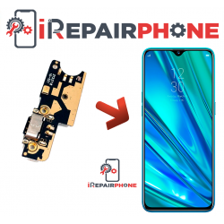 Cambiar Micrófono Realme C3