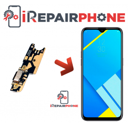 Cambiar Micrófono Realme C2
