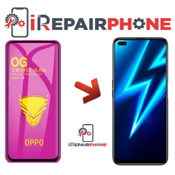 Protector de cristal templado Realme 6 Pro Full Screen
