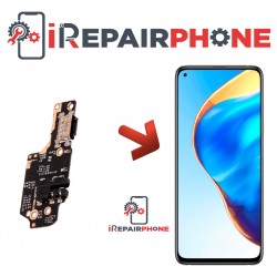 Cambiar Conector de Carga Xiaomi Mi 10T