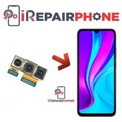 Cambiar Cámara Trasera Xiaomi Redmi 9C