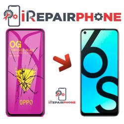 Protector de cristal templado Realme 6S Full Screen