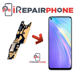 Cambiar Micrófono Realme 6