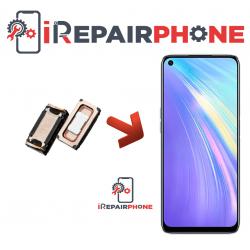Cambiar Auricular de llamada Realme 6