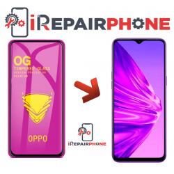 Protector de cristal templado Realme 5