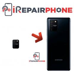 Cambiar Cristal Cámara Trasera Samsung Galaxy  S10 Lite SM-G770F