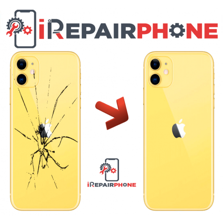 Cambiar Tapa Trasera iPhone 11