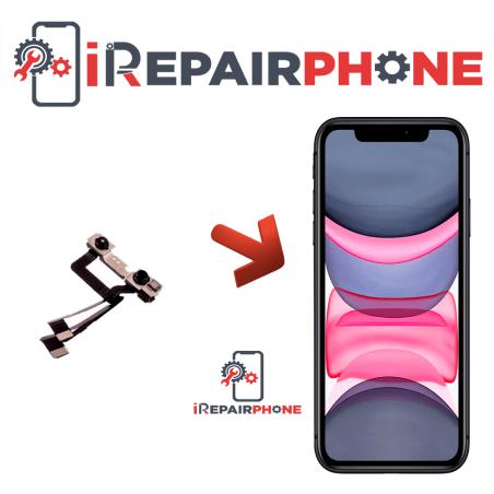 Cambiar Cámara Frontal iPhone 11