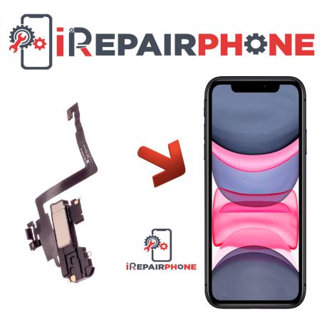 Cambiar Auricular iPhone 11