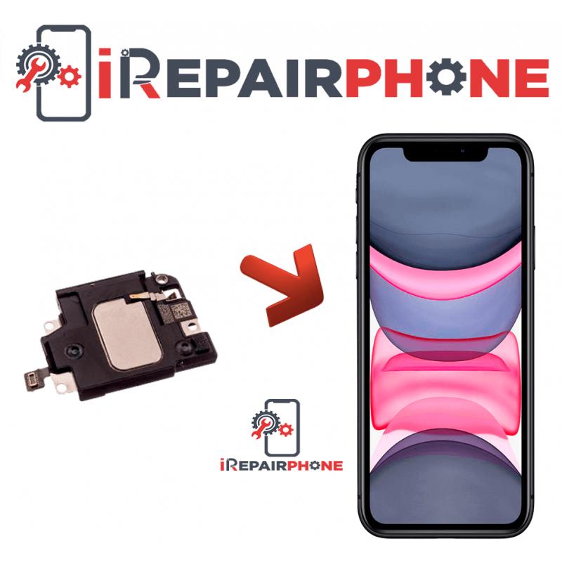 Cambiar Altavoz iPhone 11