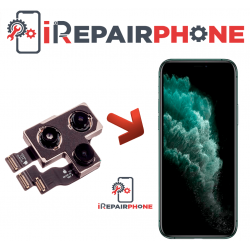 Cambiar Cámara Trasera iPhone 11 Pro