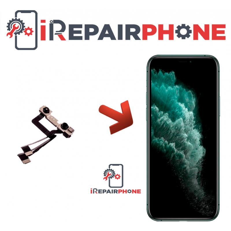 Cambiar Cámara Frontal iPhone 11 Pro