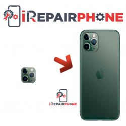 Cambiar Cristal Cámara Trasera iPhone 11 Pro