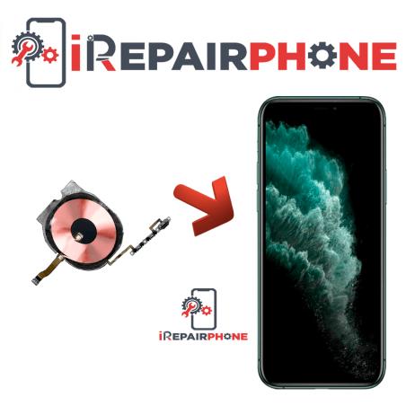 Cambiar Botones de Volumen y Silencio iPhone 11 Pro