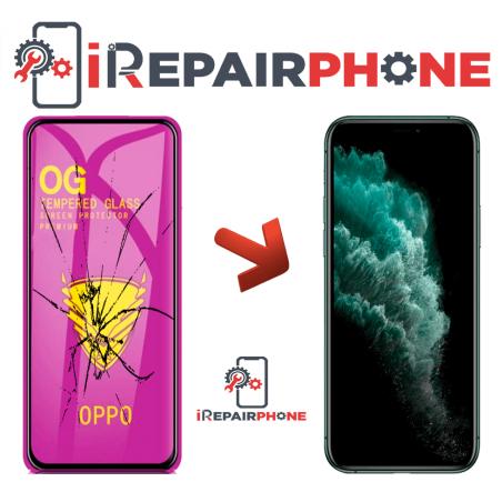 Protector de cristal templado iPhone 11 Pro Full Screen