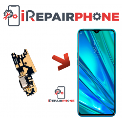Cambiar Conector de Carga Realme 5 Pro