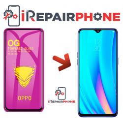 Protector de cristal templado Realme 3 Pro